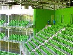 Asser Glas en Verfhandel projecten: Euroborg Groningen