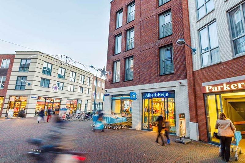 Winkelcentrum Kloosterveste Assen